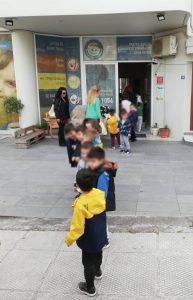 Εθελοντισμός - Οικογένεια - Σχολείο3