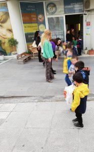 Εθελοντισμός - Οικογένεια - Σχολείο2