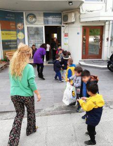 Εθελοντισμός - Οικογένεια - Σχολείο1